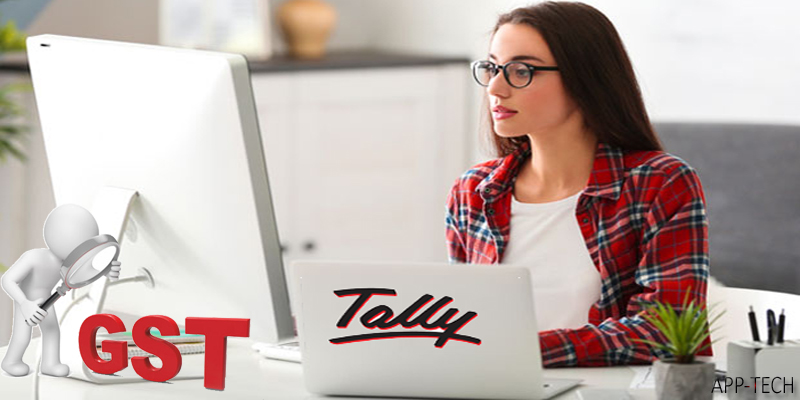Tally ERP-9 WITH GST